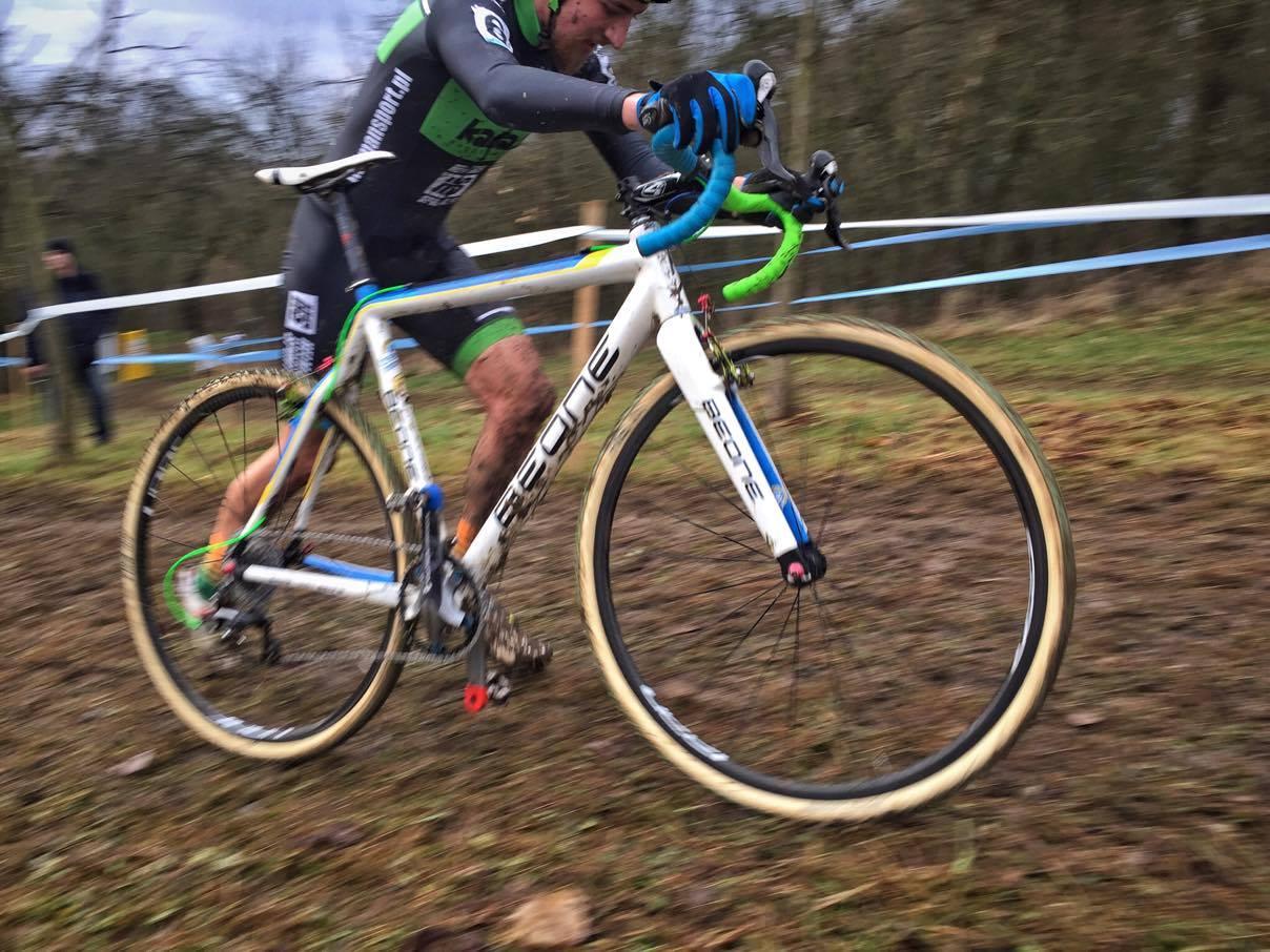 Bartosz Mikler (Victoria Helman Sport) – XIII Bryksy Cross, Gościęcin