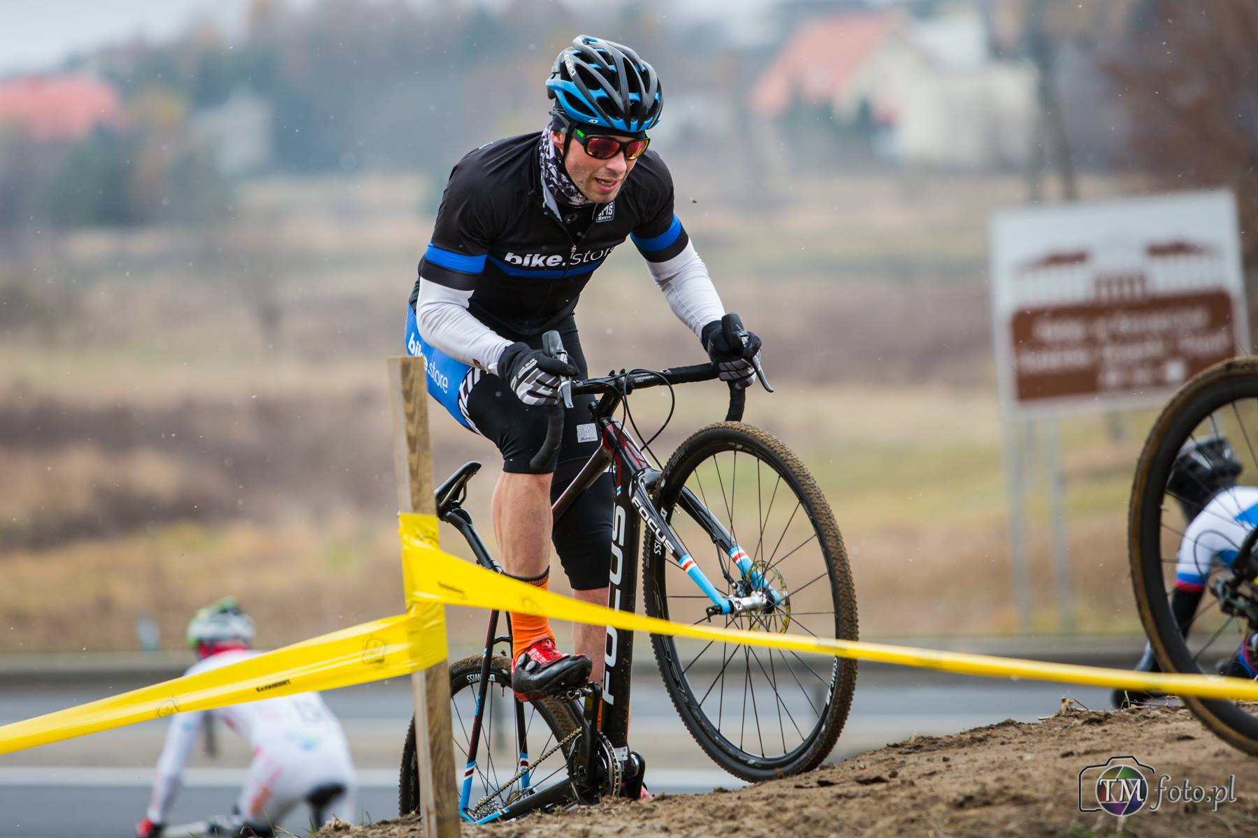 Tomasz Pierwocha (Bike Store Bielsko) – Super Puchar Polski CX, Koziegłowy