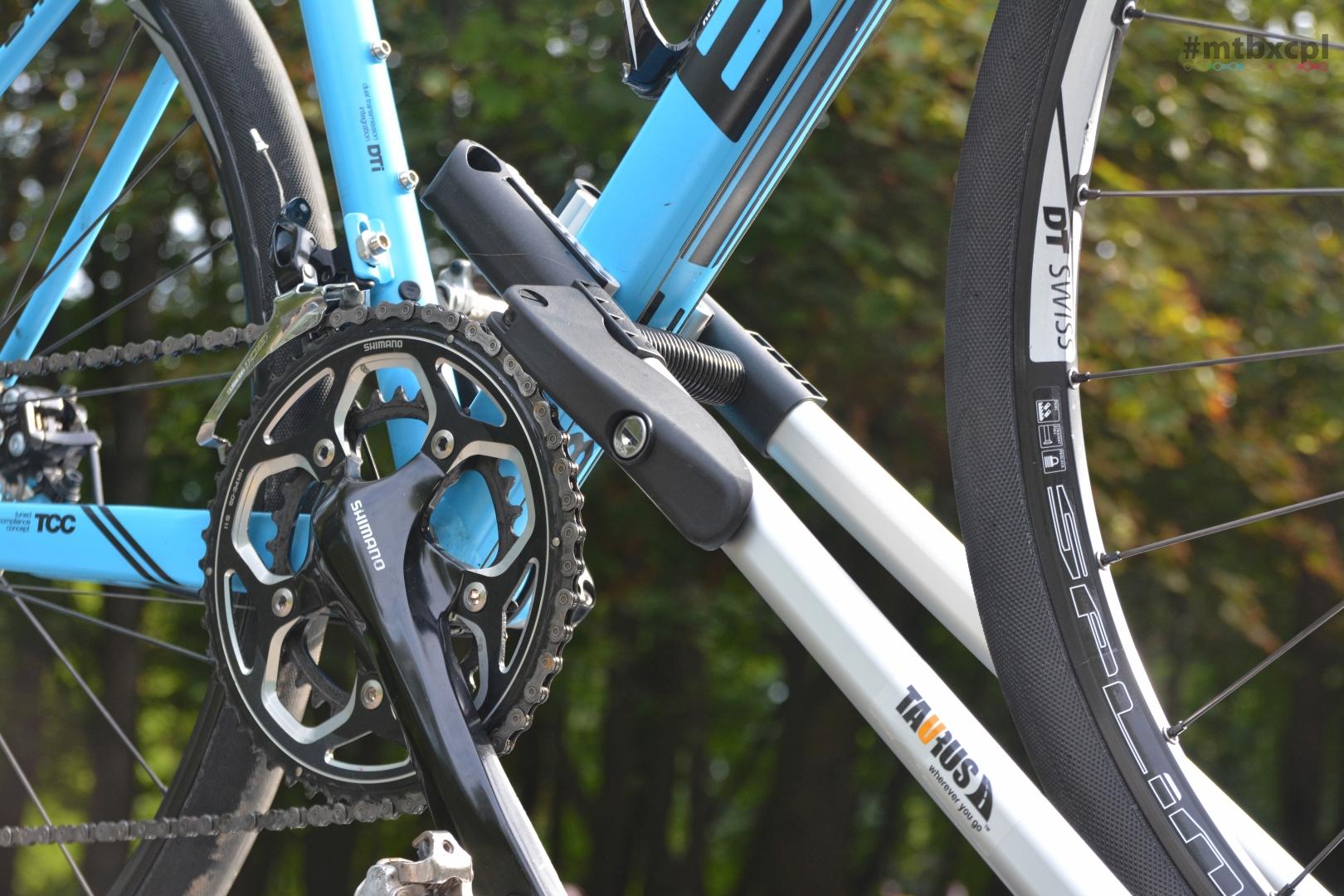 Bagażnik Taurus BikeUp Pro