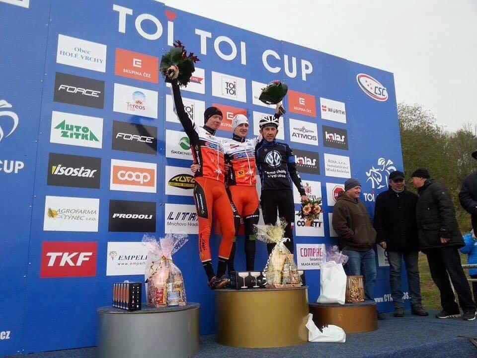 Marek Konwa (Volkswagen Samochody Użytkowe MTB Team) – Toi Toi Cup, Czechy