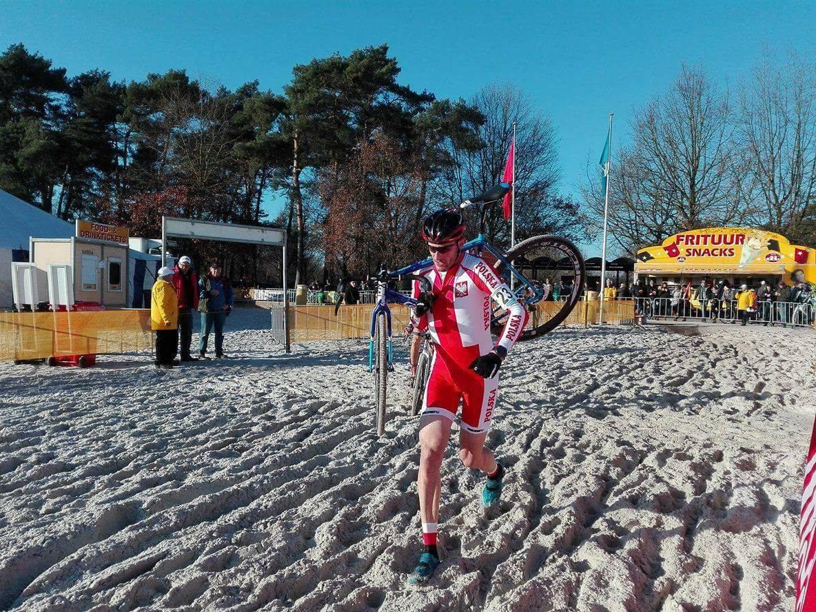 Jarosław Wolcendorf (Jakoobcycles.com) – Mistrzostwa Świata CX, Mol, Belgia