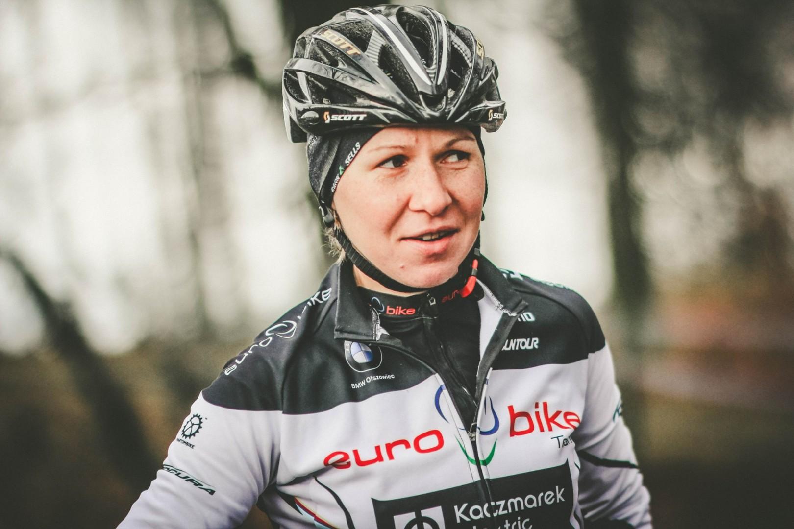 Madalena Sadłecka (Euro Bike Kaczmarek Electric) – Bryksy Cross, Gościęcin