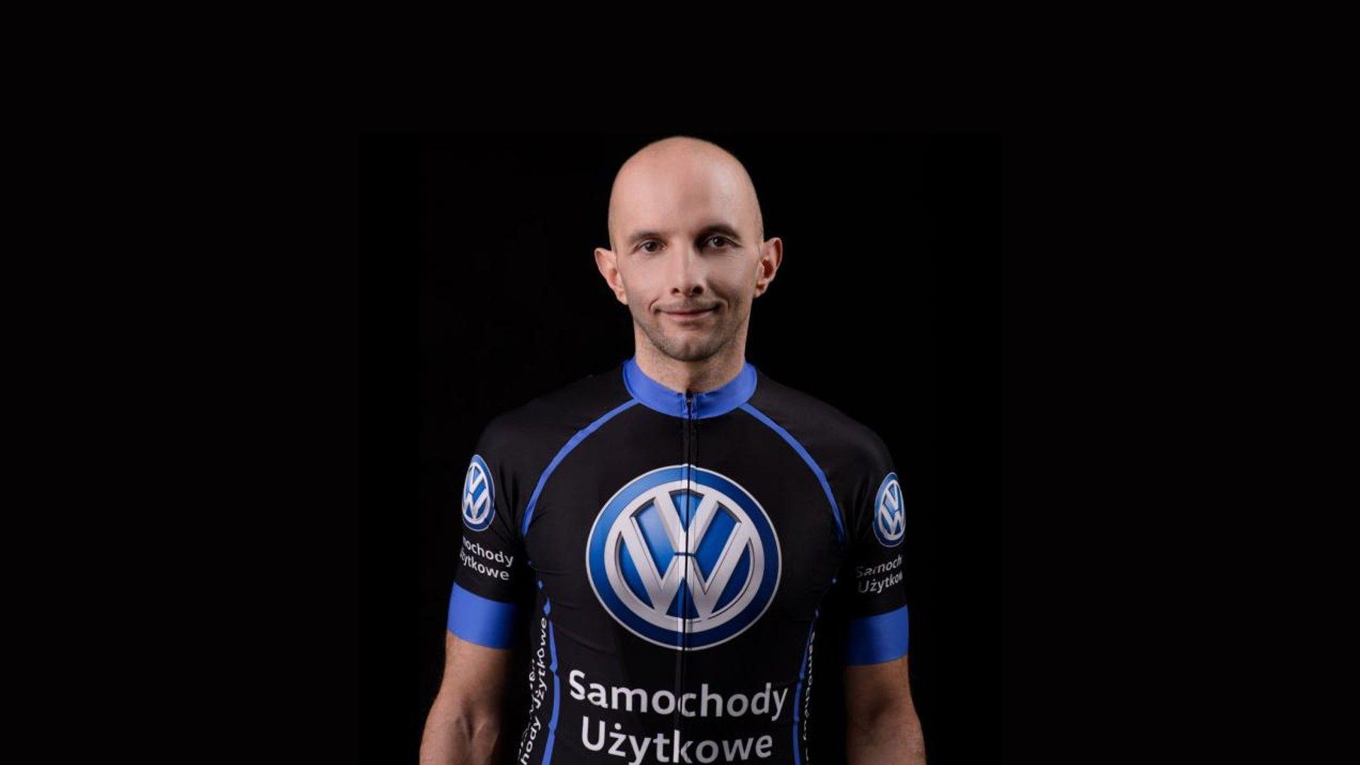 Bogdan Czarnota (Volkswagen Samochody Użytkowe MTB Team) – Puchar Polski, CX Katowice
