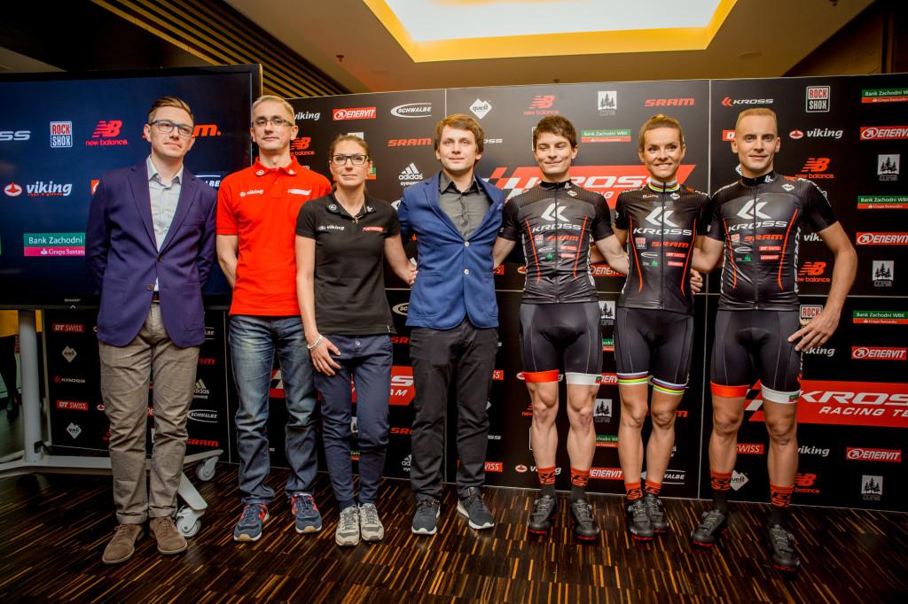 Tomasz Swierczyński (Kross Racing Team): to kibice budują atmosferę wyścigu