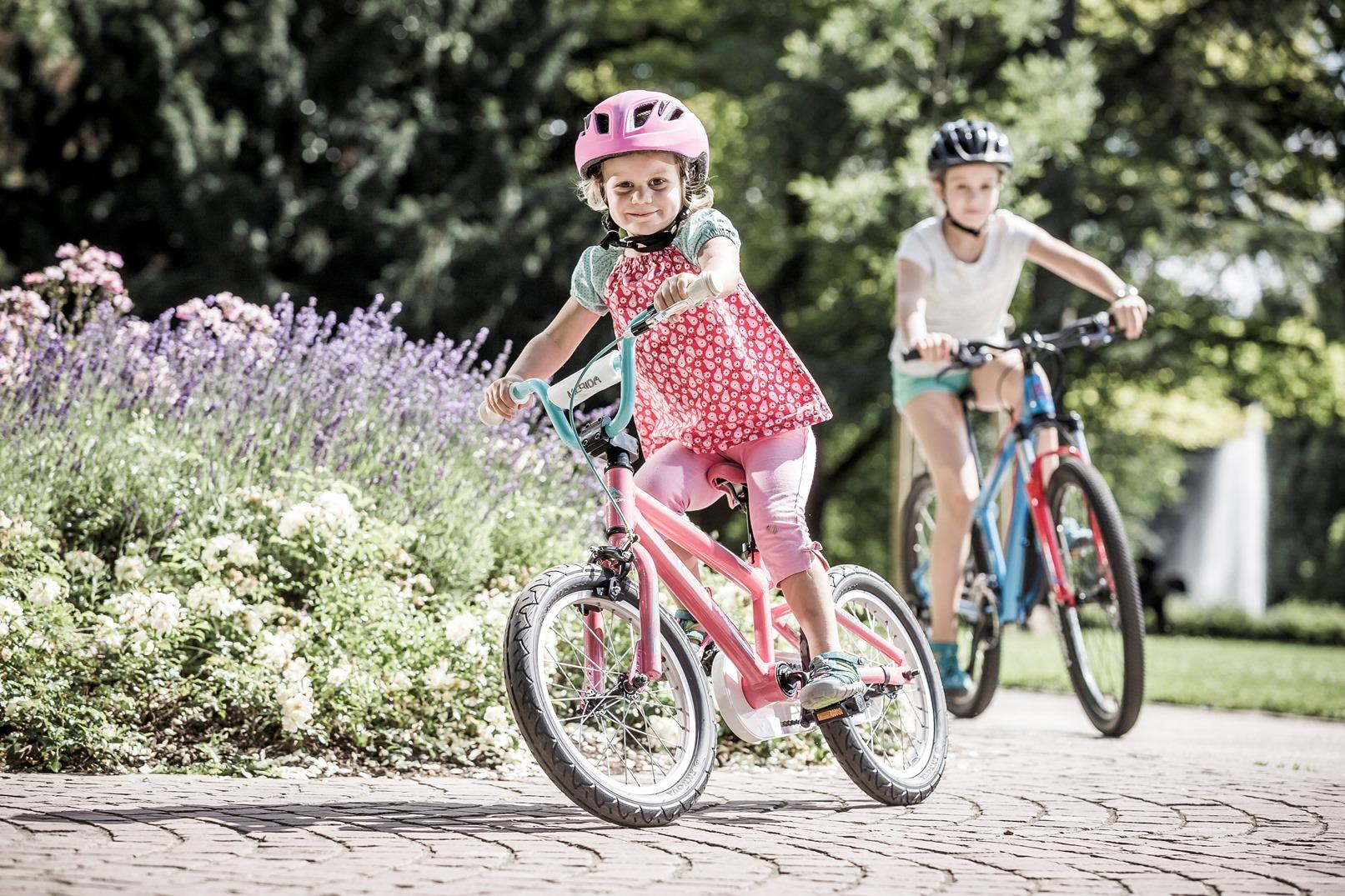 Rowery dziecięce: mniej przełożeń, mniej problemów