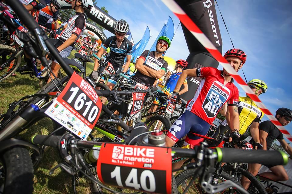 Zarezerwuj swój numer startowy na Bike Maraton 2017