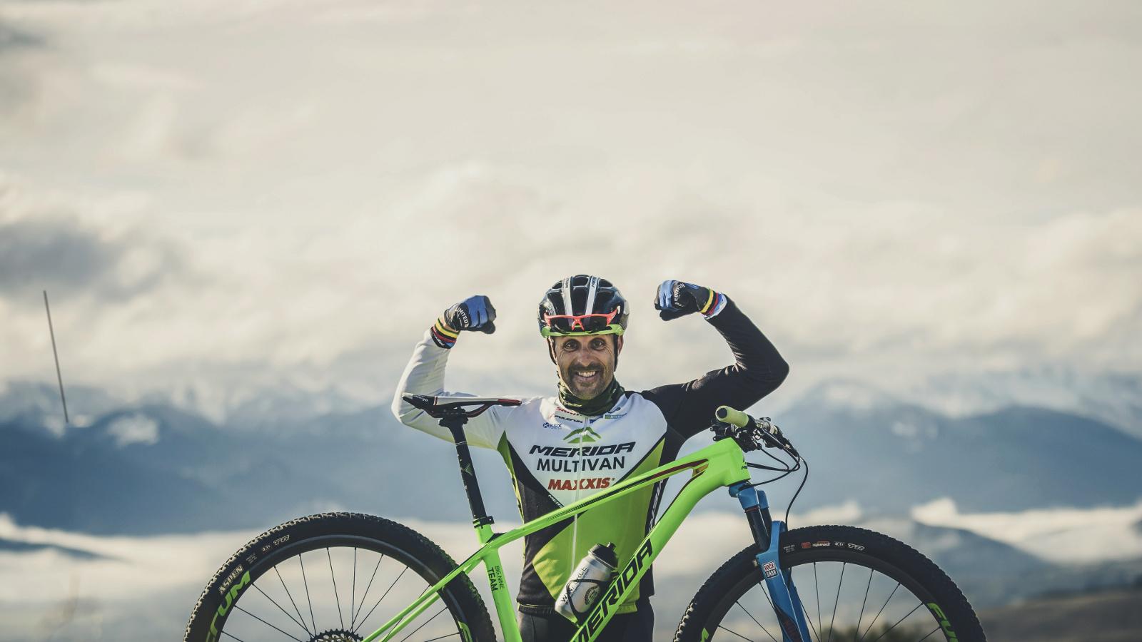 Jose Antonio Hermida: kolarstwo górskie potrzebuje postaci, które pociągną za sobą innych