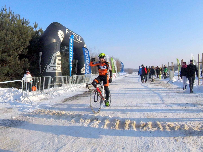 ♛ Rafał Chmiel (FSD Sport) – Mistrzostwa Polski CX, Sławno