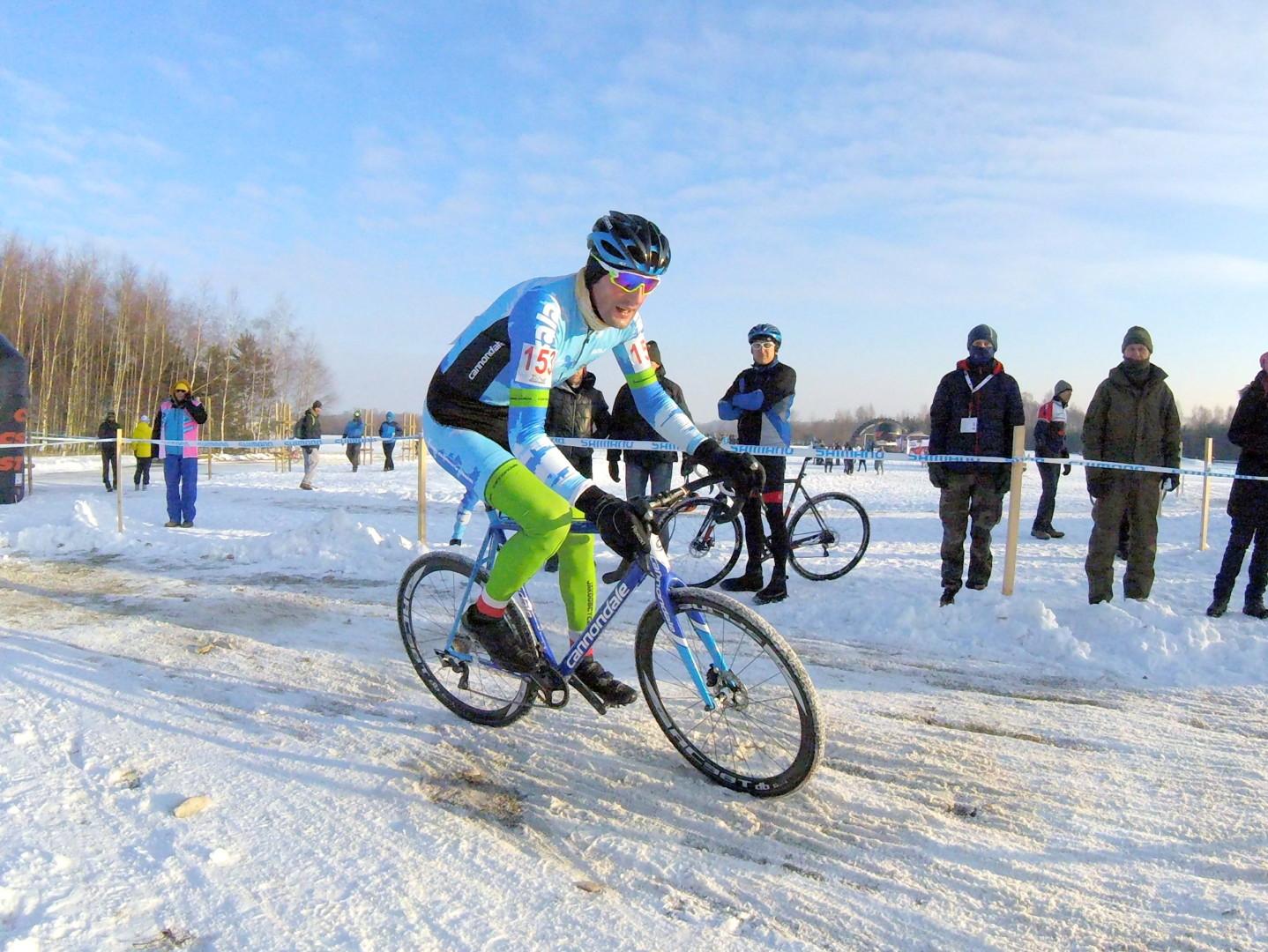 Jarosław Wolcendorf (Jakoobcycles.com) – Mistrzostwa Polski CX, Sławno