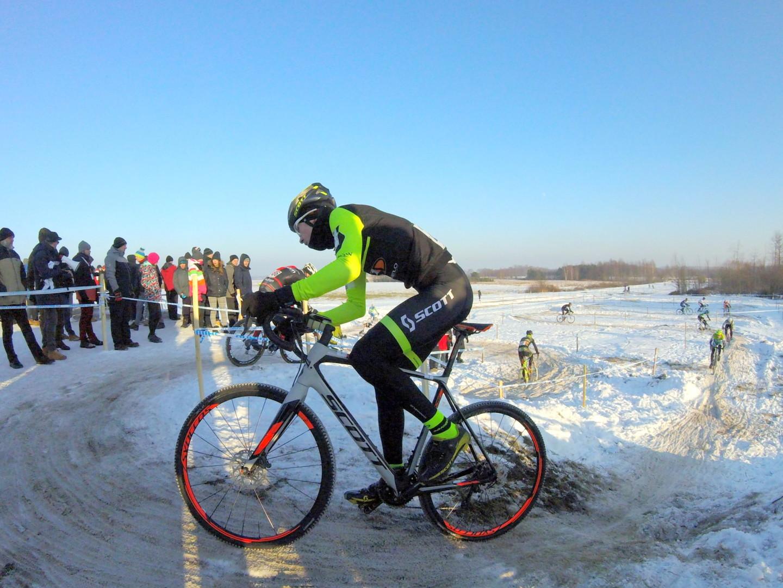 Piotr Konwa (TC Chrobry Scott Głogów) – Mistrzostwa Polski CX, Sławno