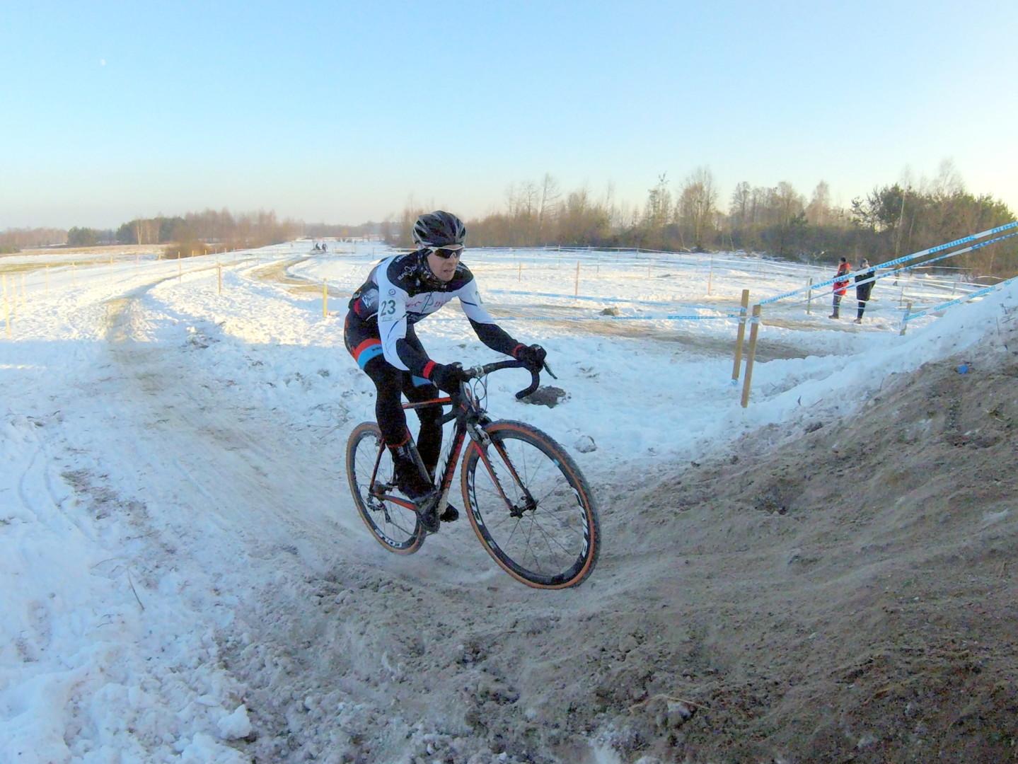 Mariusz Gil (Team Gil) – Mistrzostwa Polski CX, Sławno