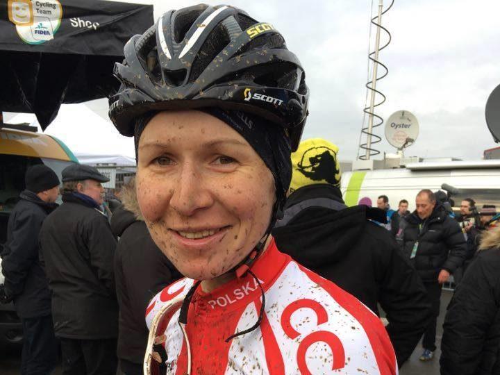 Magdalena Sadłecka (Euro Bike Kaczmarek Electric) – Mistrzostwa Świata CX, Bieles