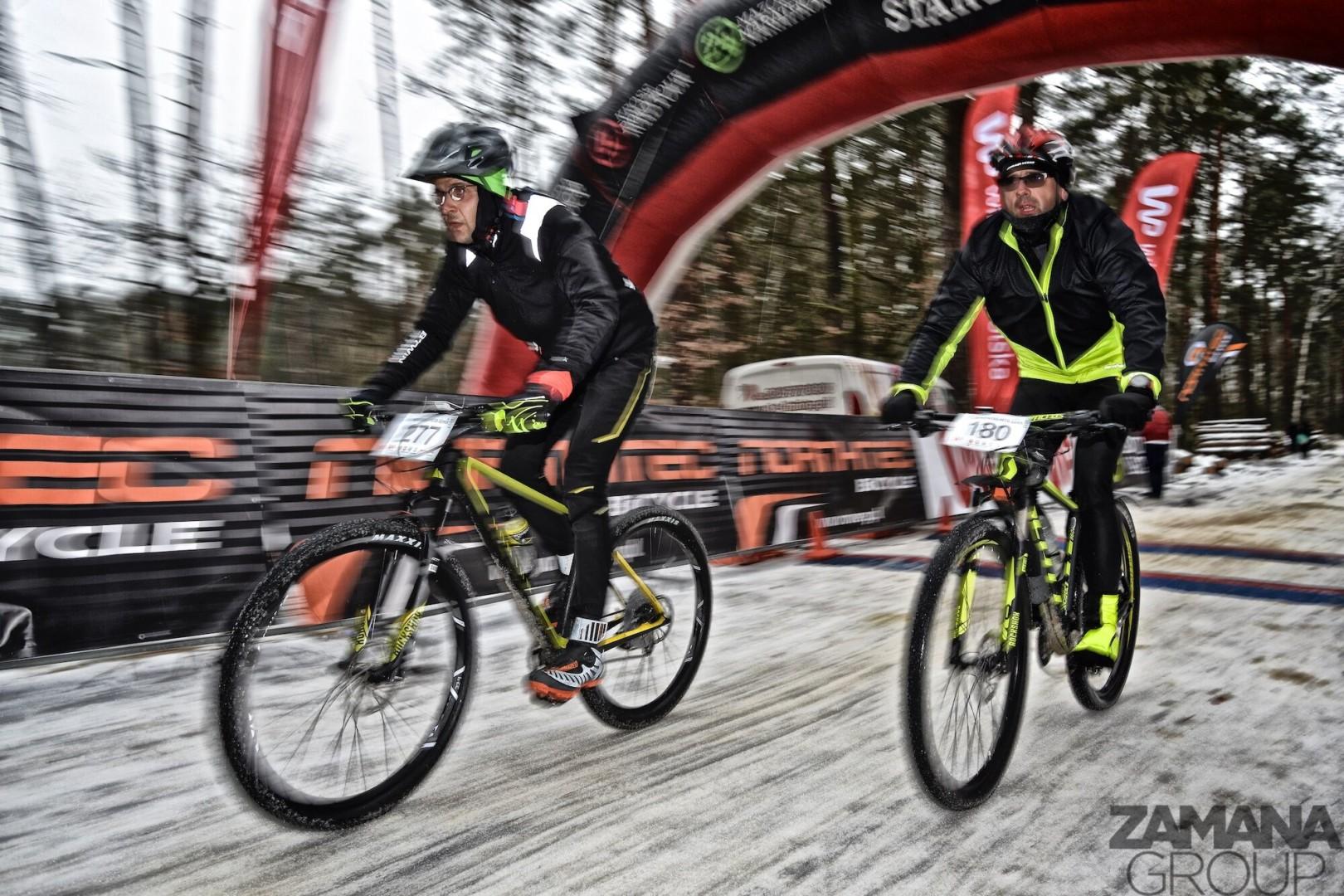Sezon MTB Northtec Zimą zainaugurowany