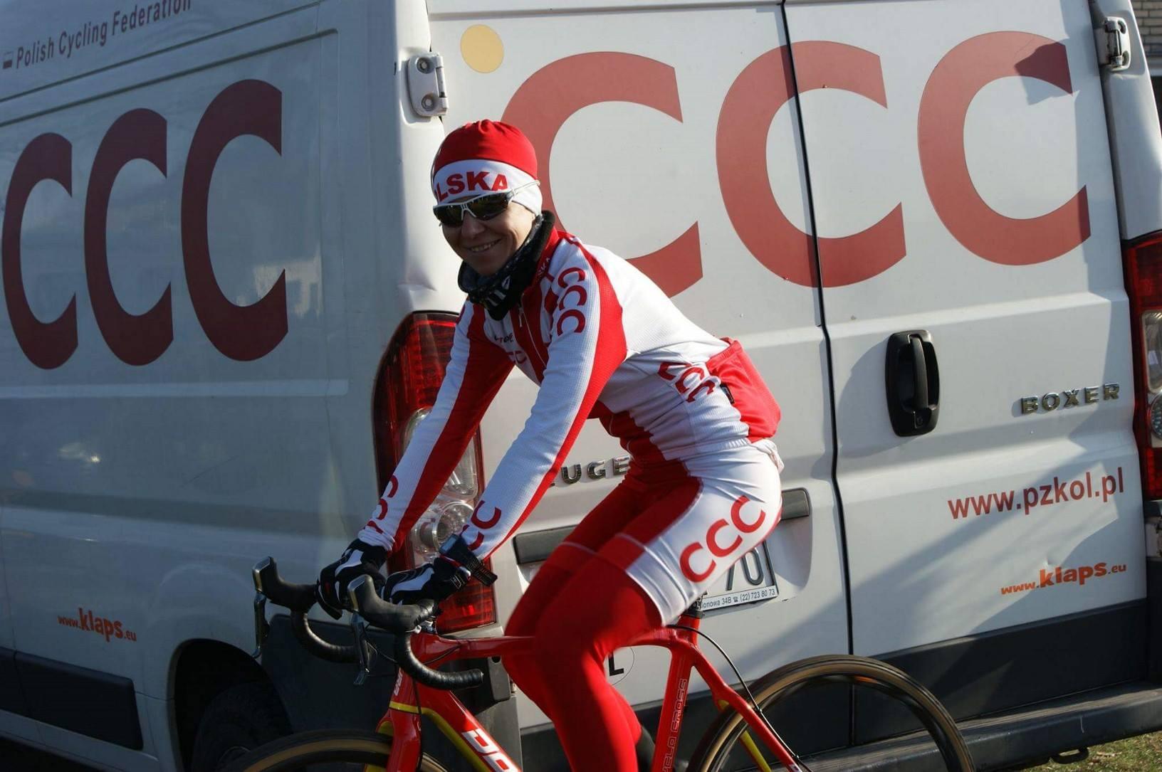 Magdalena Sadłecka (Euro Bike Kaczmarek Electric) – Puchar Świata CX, Hoogerheide