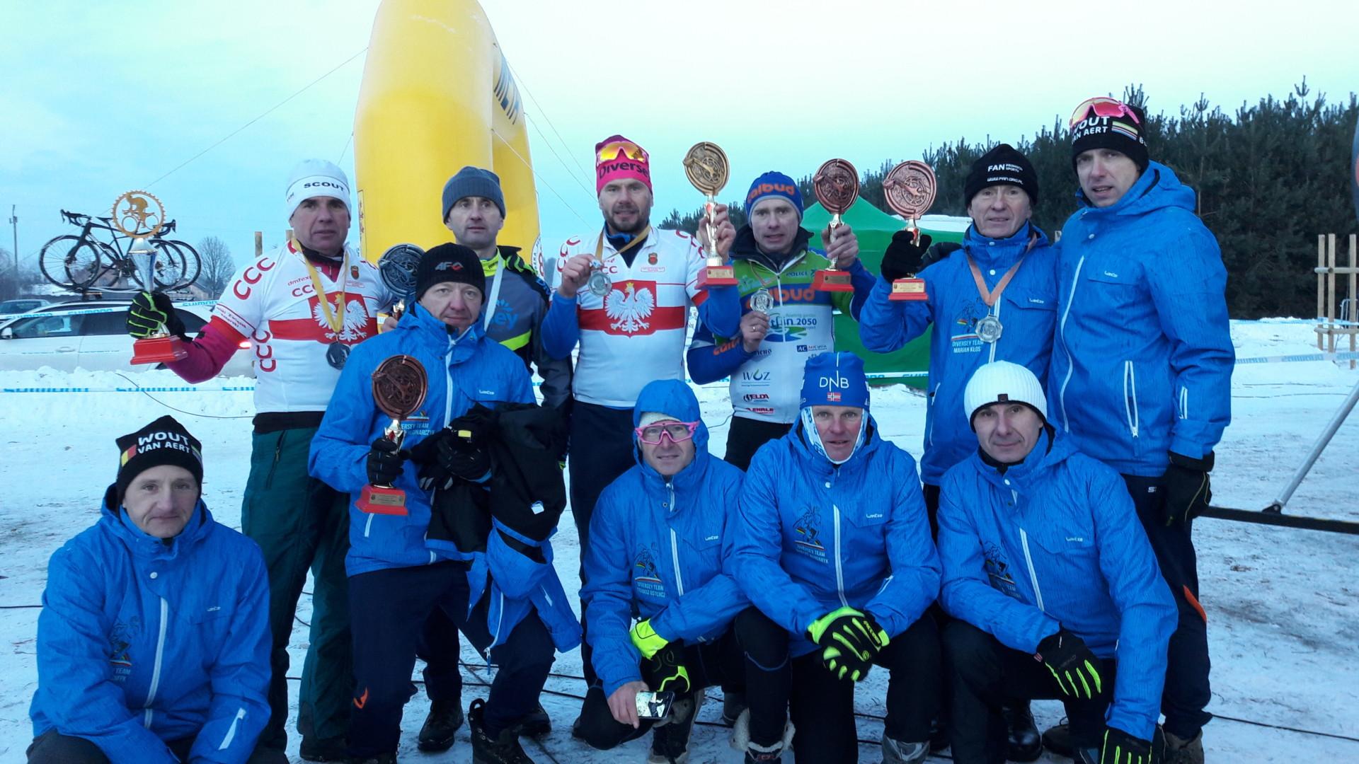 Arkadiusz Posmyk (Diversey Team) – Podsumowanie sezonu CX
