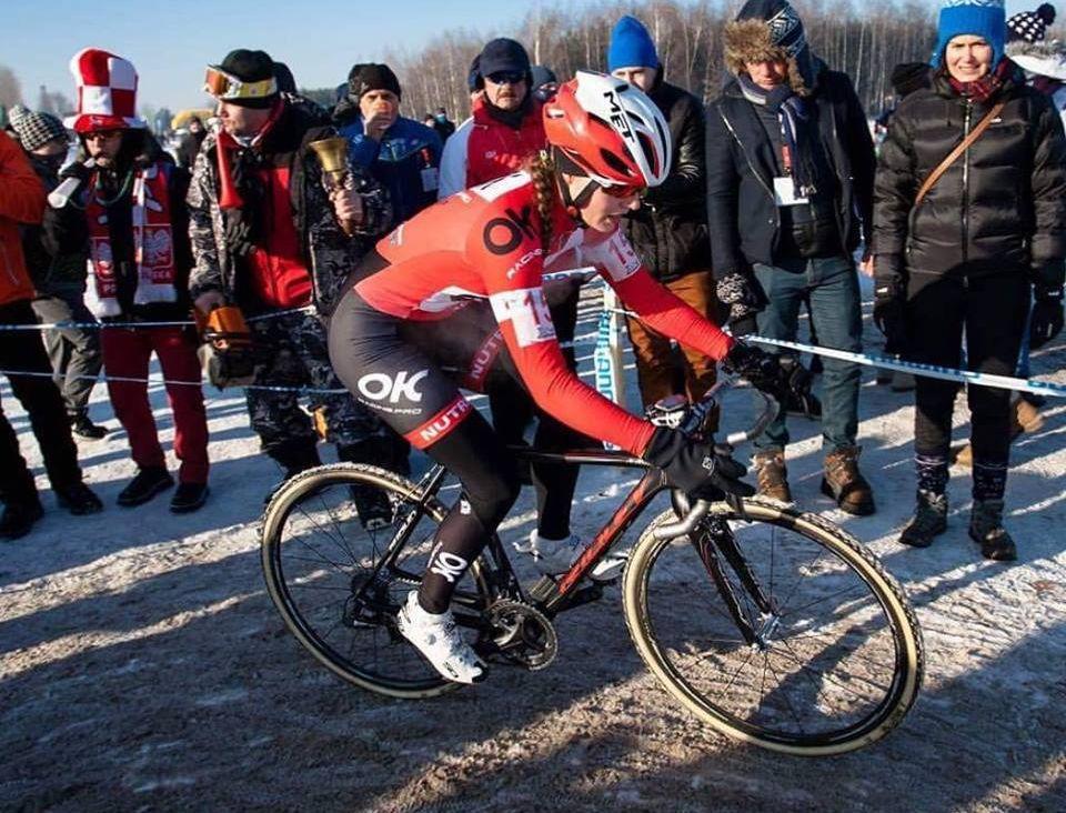 Patrycja Świerczyńska (OK Racing) – Mistrzostwa Polski CX, Sławno