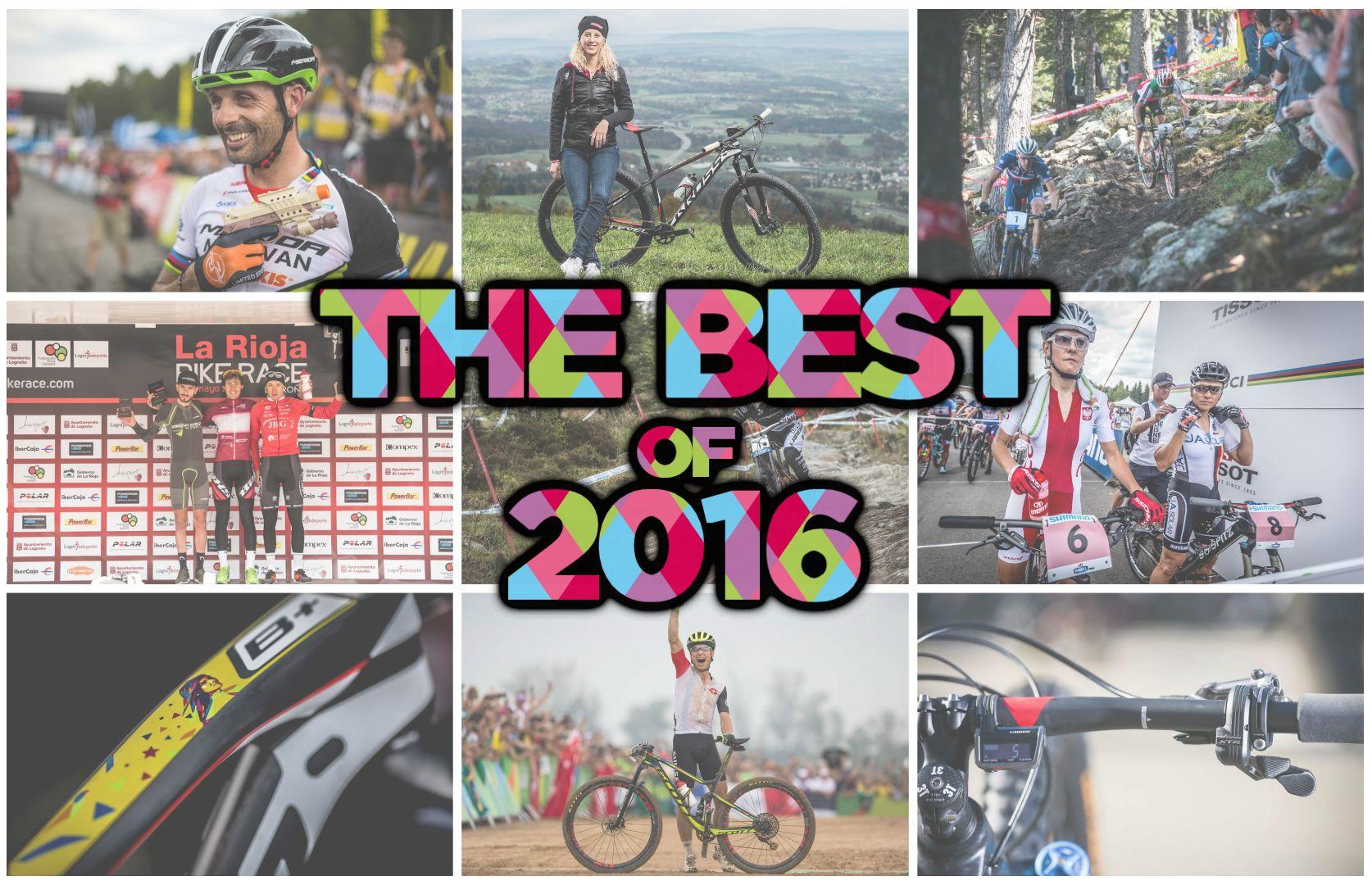 Kolarstwo górskie w kraju i za granicą – The best of 2016…