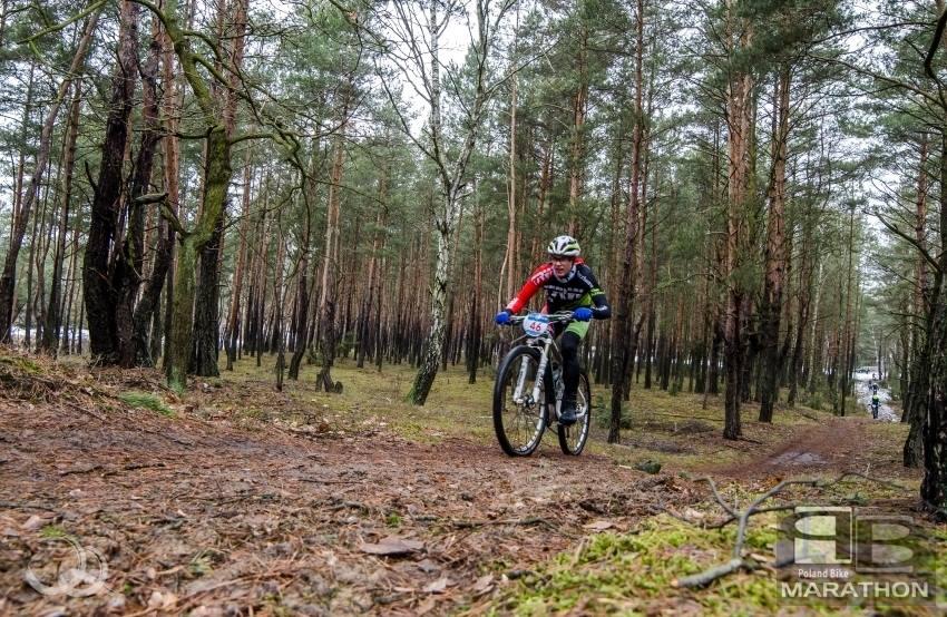 Adrian Jusiński (TRW Cloudware Team) – Zimowy Poland Bike, Nieporęt