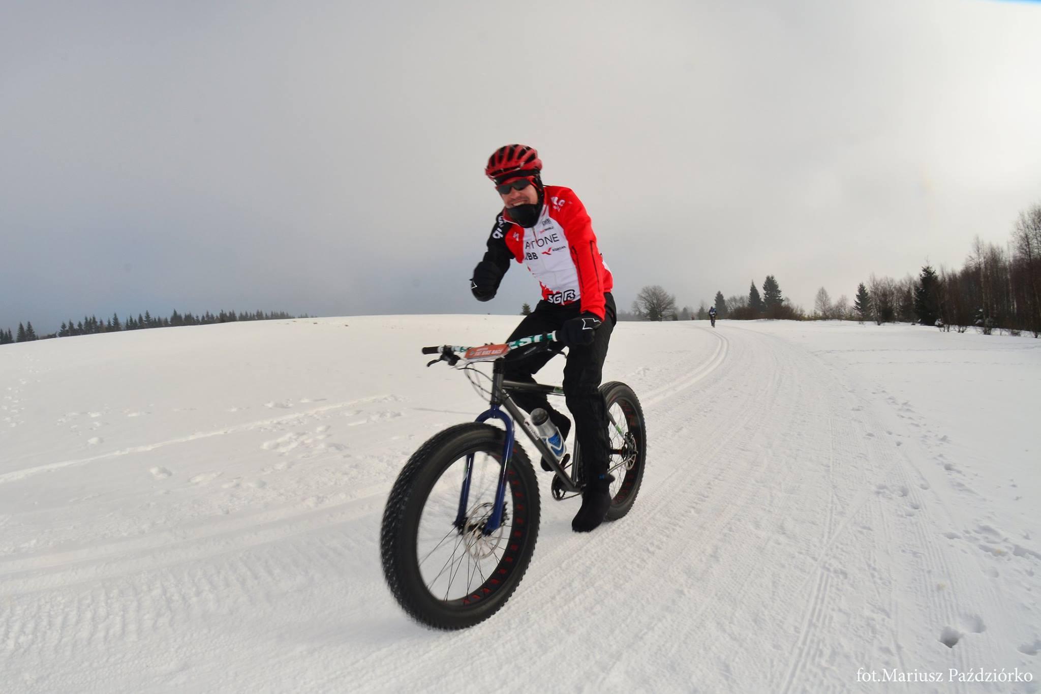Piotr Kurczab (SGR Specialized) – Monteria Fat Bike Race Góry Stołowe
