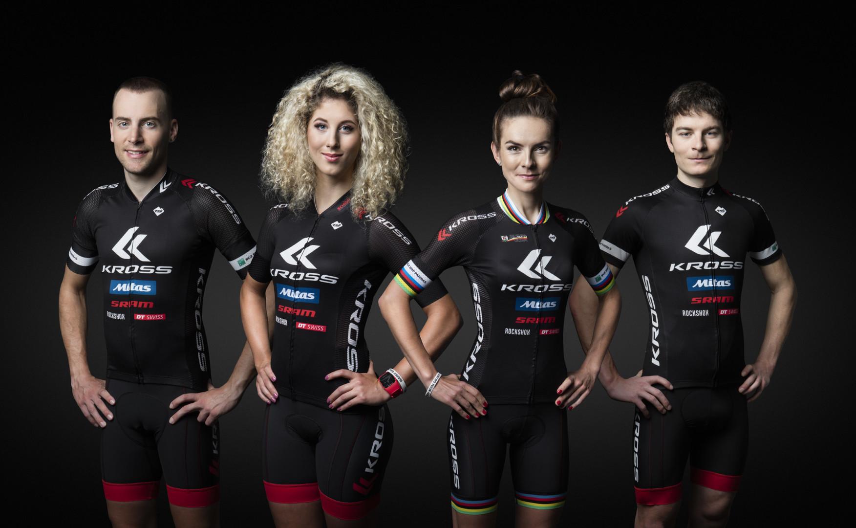 KROSS Racing Team trzecim najlepszym zespołem w światowym rankingu