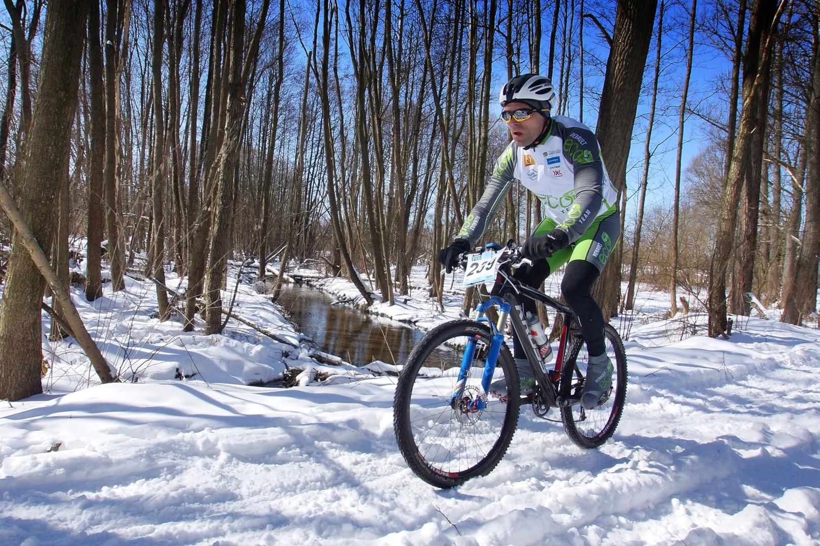 Zapowiedź III etapu zimowego cyklu Northtec MTB Zimą 2017 w Mrozach