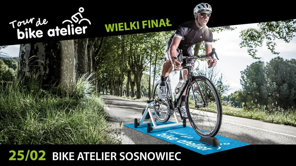 Finał Tour de Bike Atelier w Sosnowcu