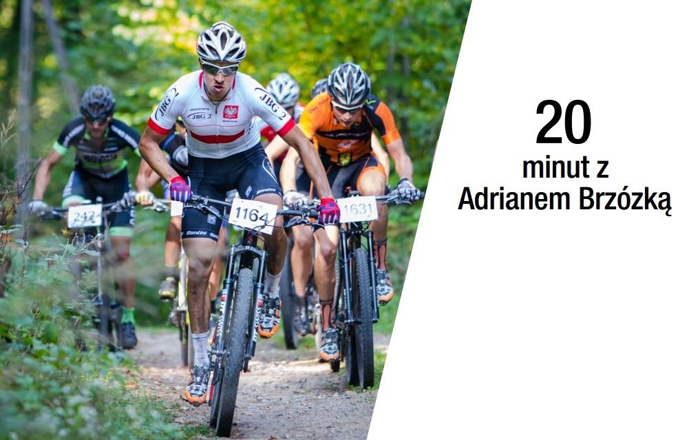 20 Minut z Adrianem Brzózką