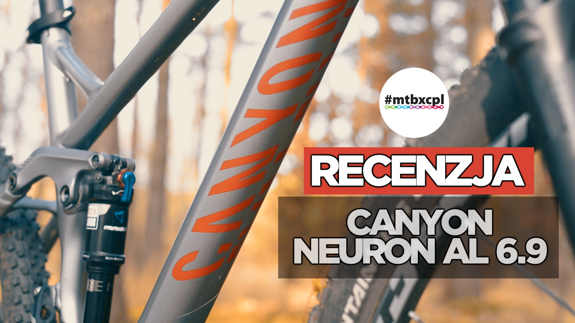 Canyon Neuron AL 6.9 – Test i wideo