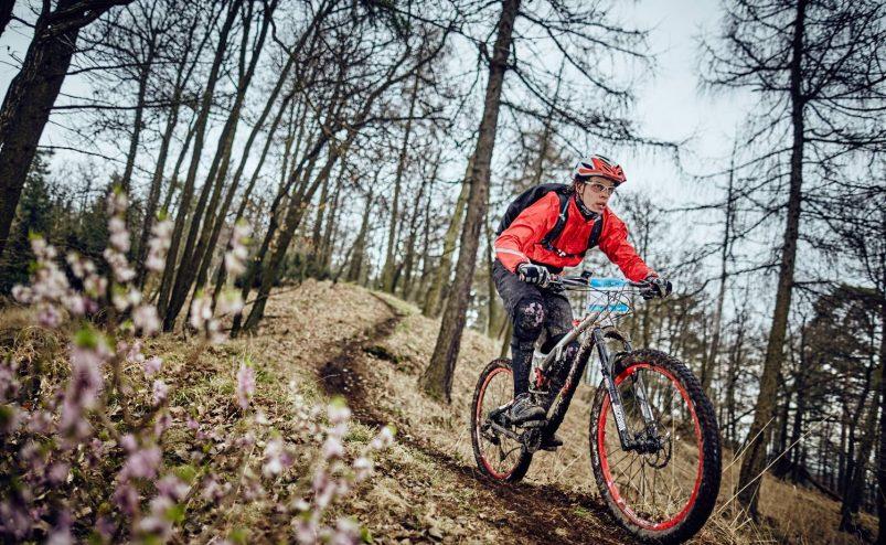 Zlot – rowerowe otwarcie sezonu, Ślęża 10-12 Marca