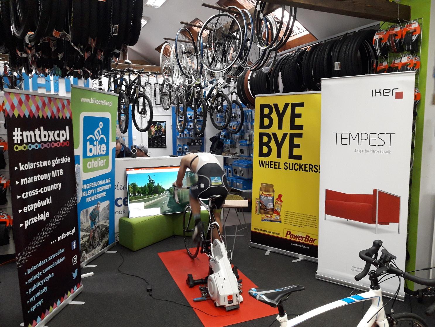 Zdecydowani zwycięzcy Tour de Bike Atelier w Nowym Sączu