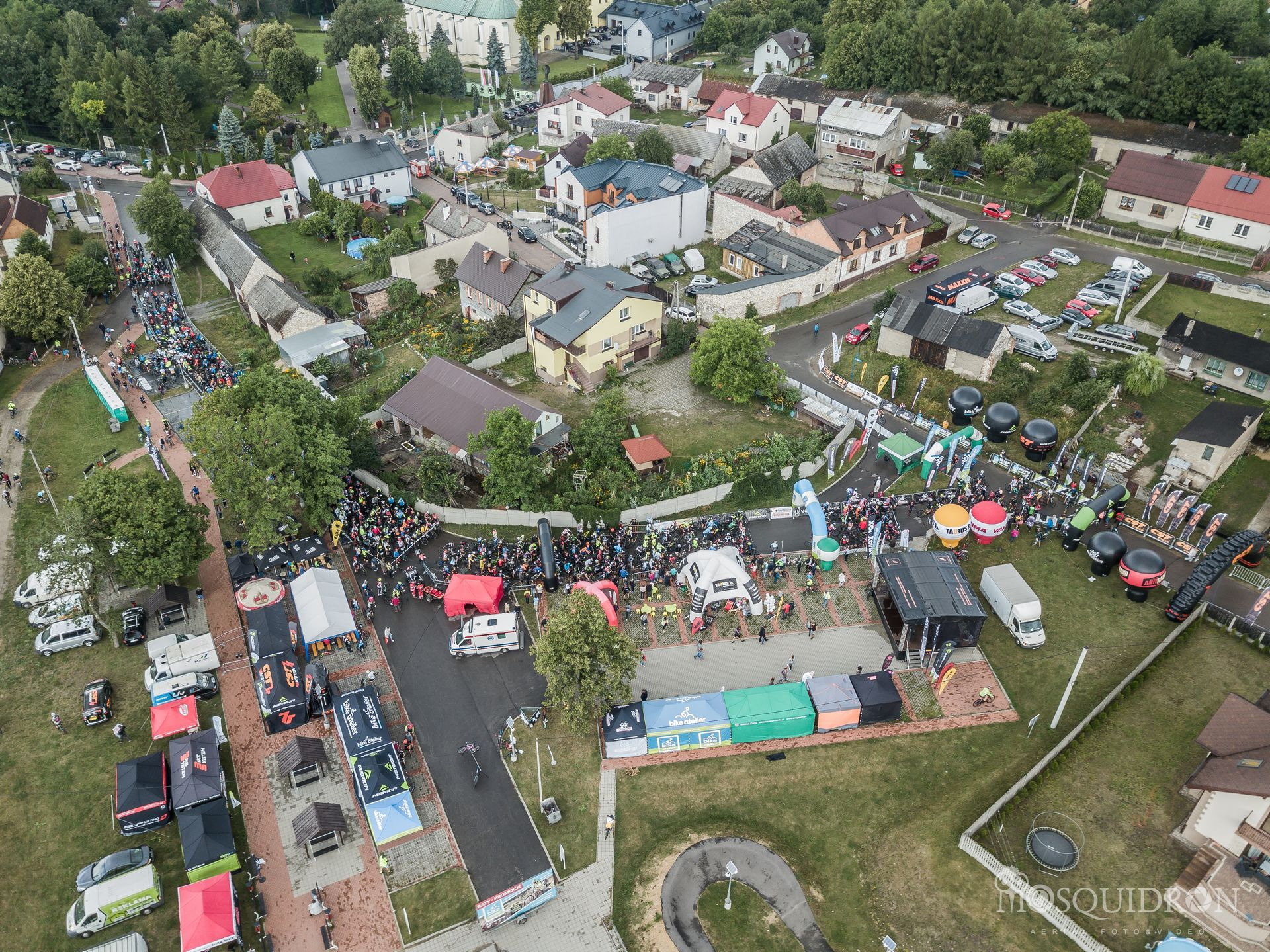 Piękne ściganie na Jurze – Bike Atelier MTB Maraton