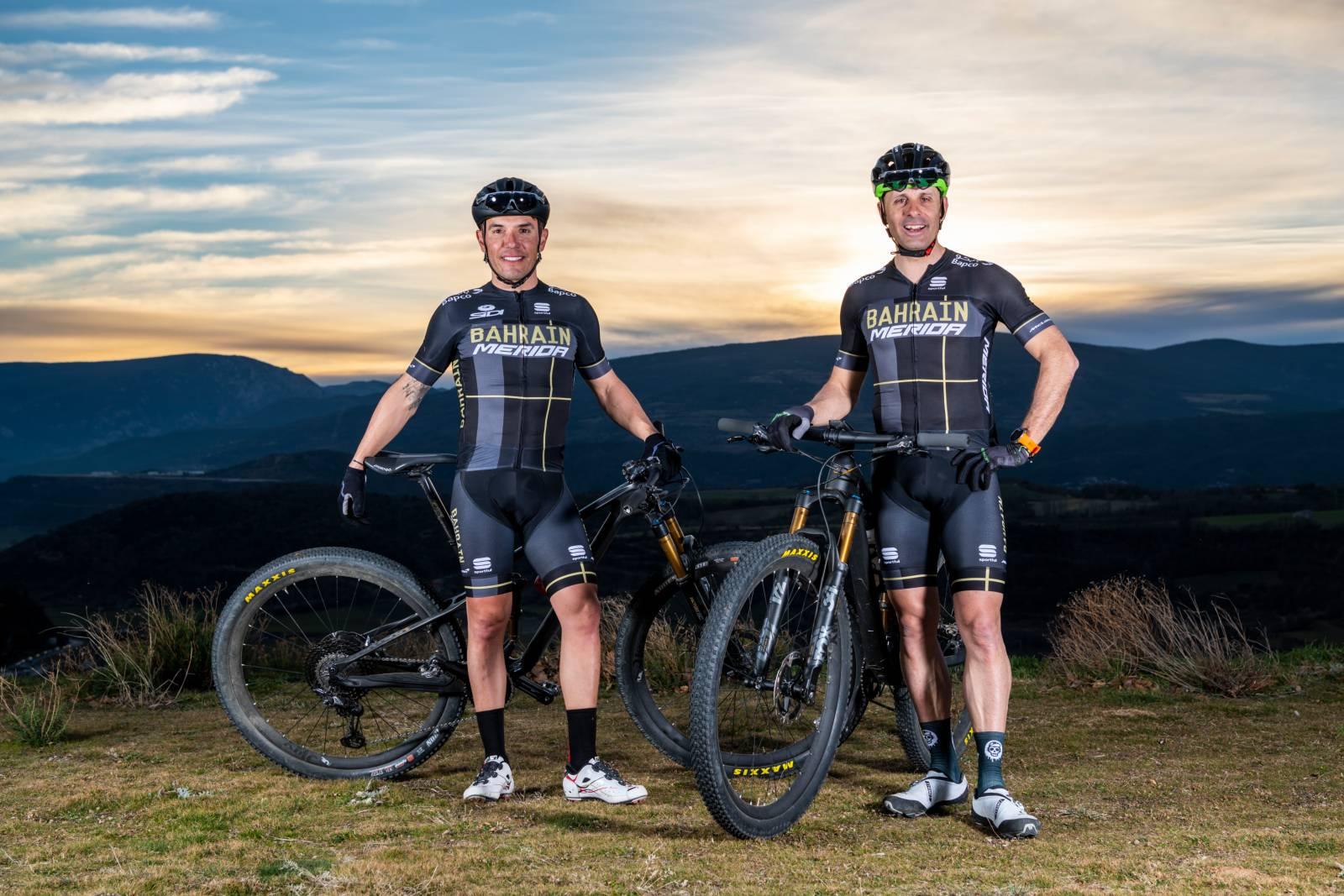 Hermida i Purito Rodriguez gotowi na Cape Epic 2019. Zobacz ich rowery.