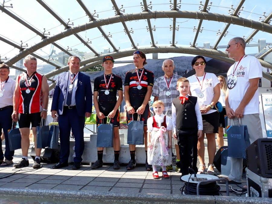 Finał Cyklu Uphill MTB Beskidy udany dla CST 7R MTB Team