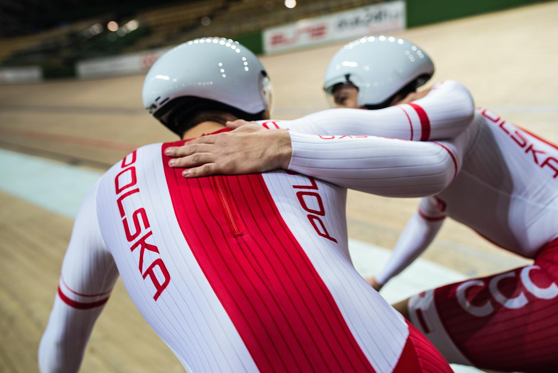 4F ubierze polskich kolarzy w drodze po medale w Tokio