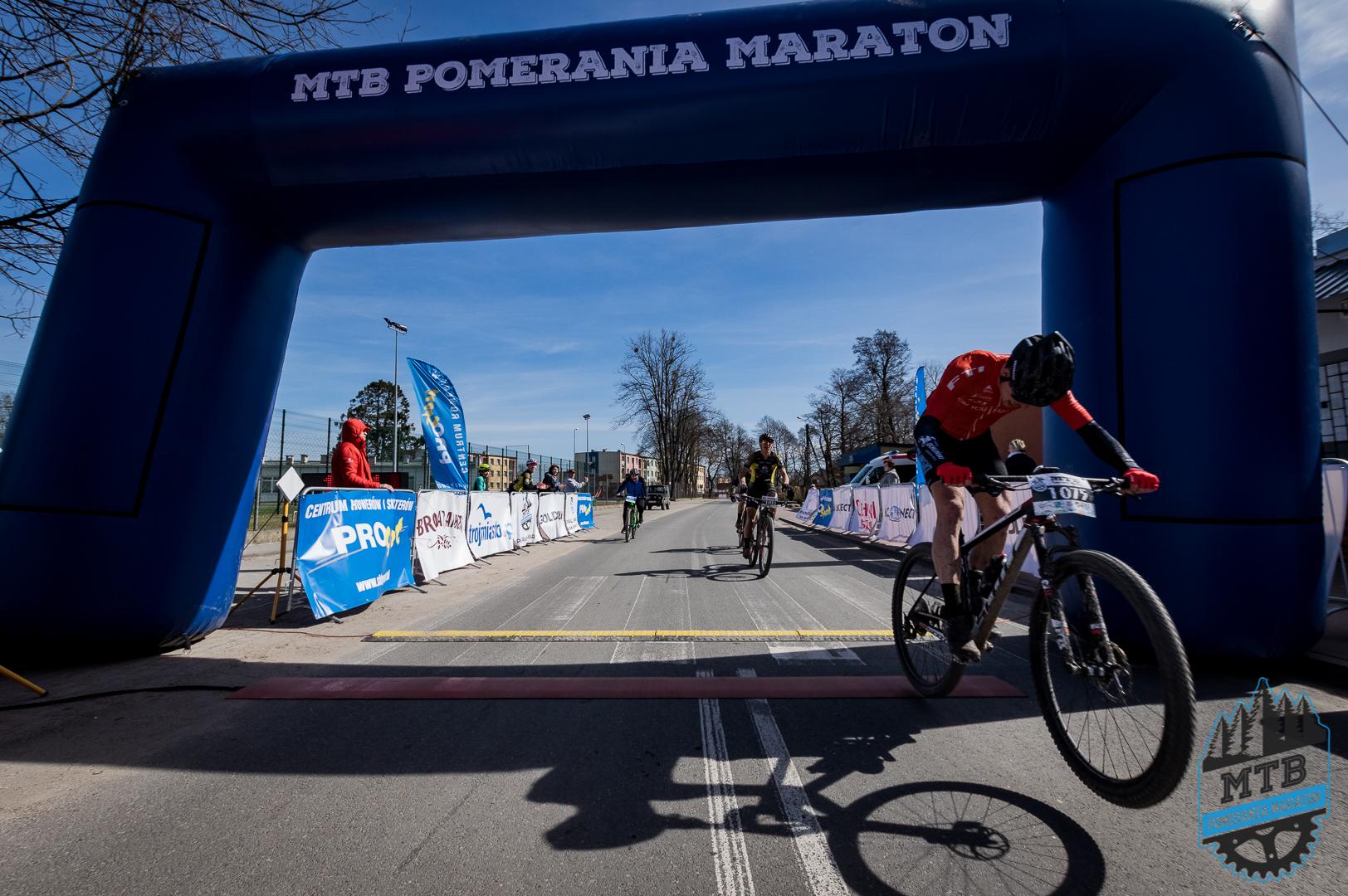 MTB Pomerania Łęczyce – za nami druga edycja MTB Pomerania Maraton