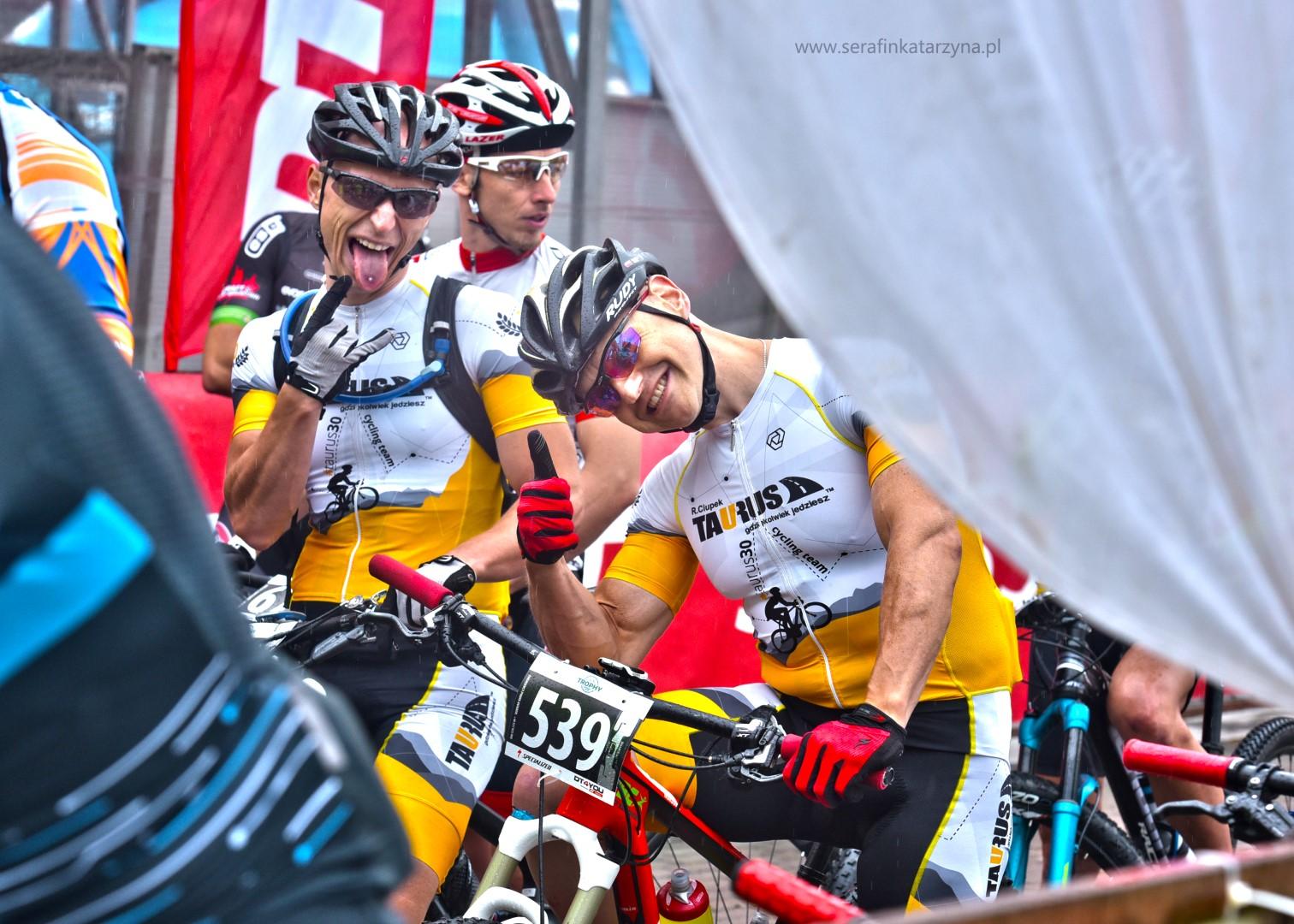 Taurus30 Cycling Team wysoko na Beskidy MTB Trophy