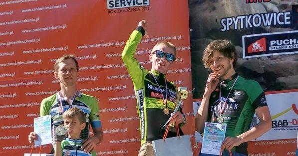 Albert Głowa (KCP Elzat Bieniasz Bike) – Puchar Szlaku Solnego, Spytkowice
