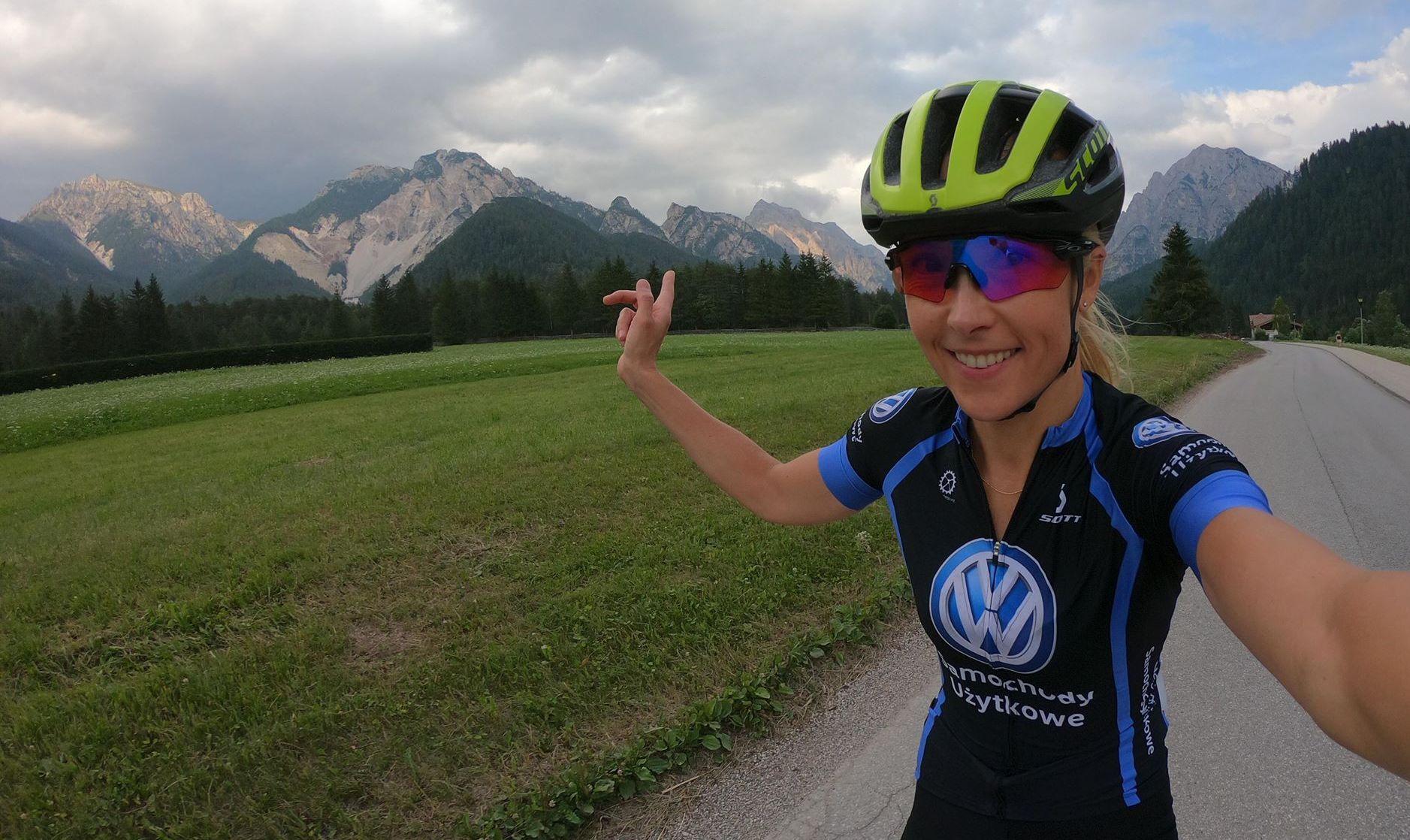 Anna Urban podsumowuje sezon: Nie samym ściganiem żyje zawodnik