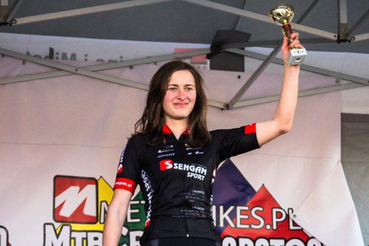 Anna Wajzer (Sengam Sport Racing Team) – METROBIKES.pl MTB Cross Maraton, Chęciny