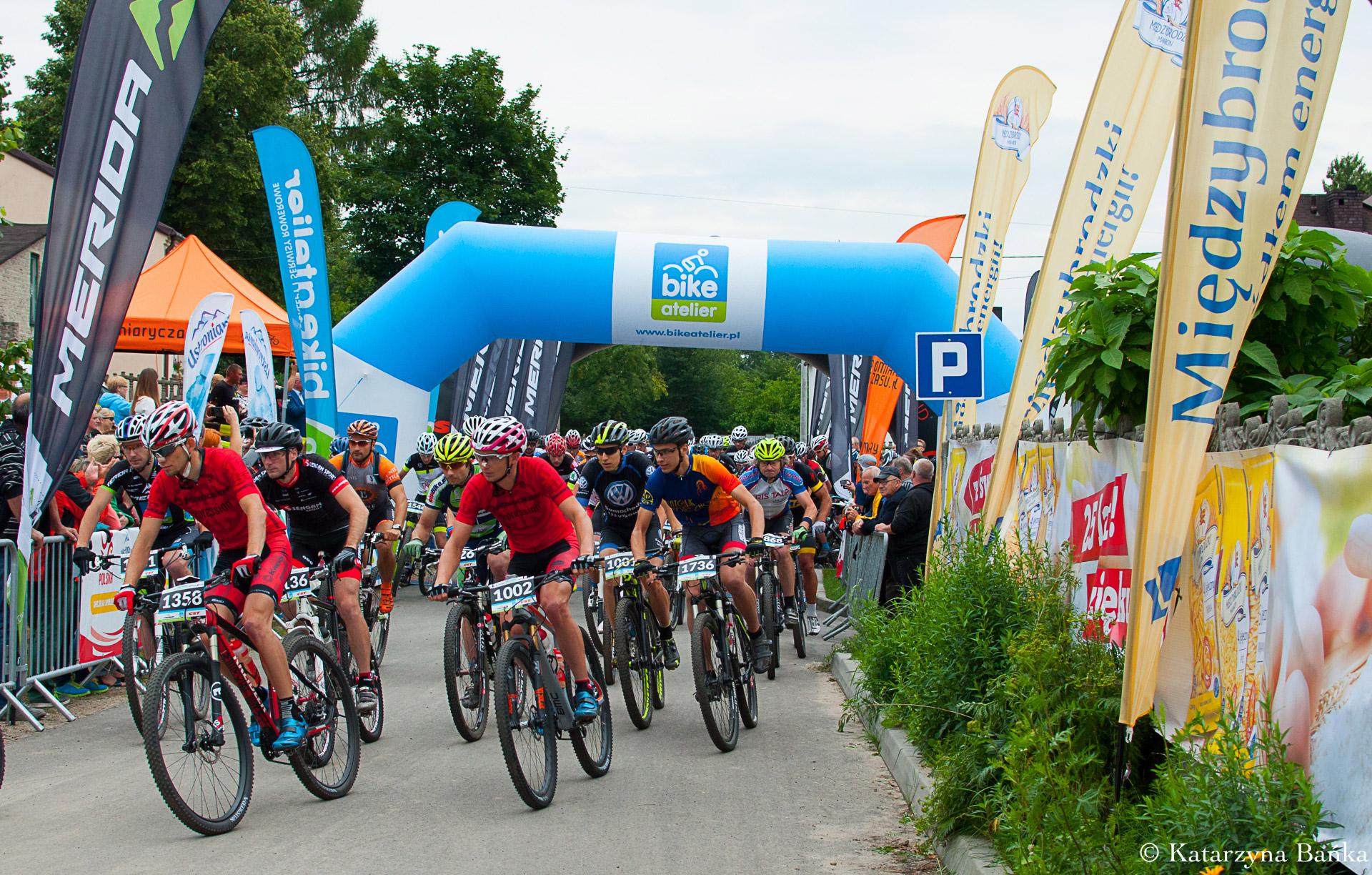 Bike Atelier MTB Maraton wjeżdża na Jurę