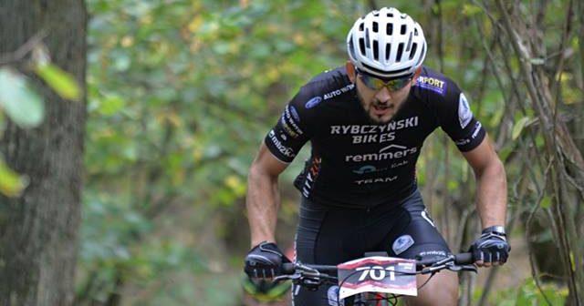 Bartłomiej Oleszczuk (Rybczyński Bikes Remmers TP-Link) – Solid MTB Maraton, Bodzyniewo