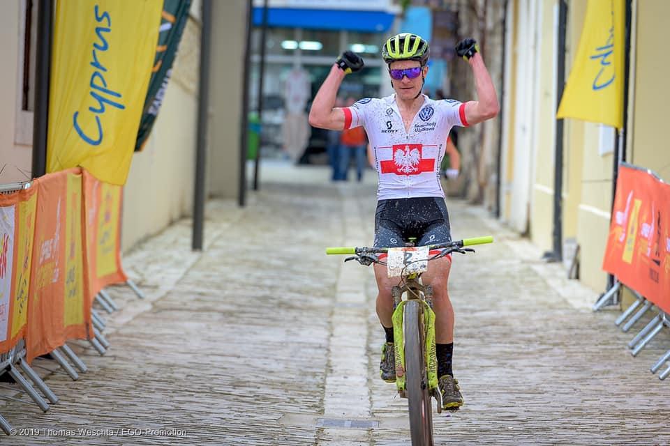 Bartłomiej Wawak nie schodzi z podium – 2. miejsce na Cyprus Sunshine Cup