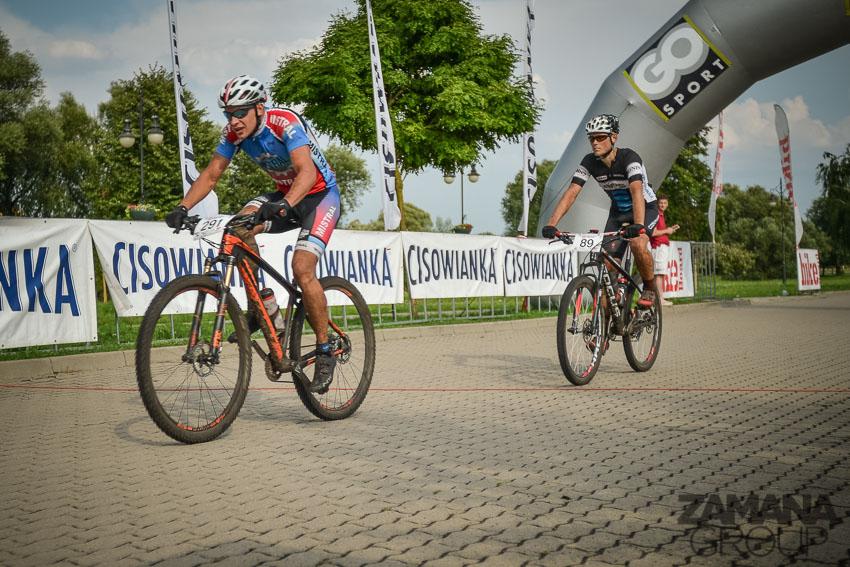 Bartosz Borowicz (APS Polska Cozmobike) – Cisowianka Mazovia MTB Marathon, Ełk