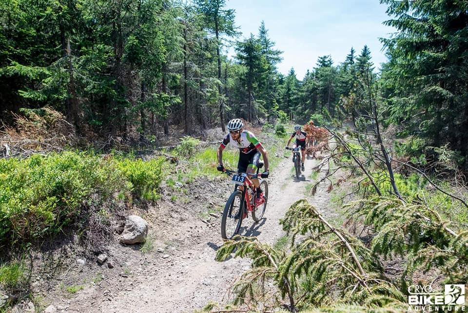 Udane Bike Adventure dla zawodników IM Motion Specialized Skoda Gall ICM