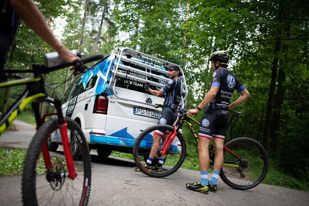 Z rowerem na wakacje – Bogdan Czarnota doradza wybór bagażnika na rower.