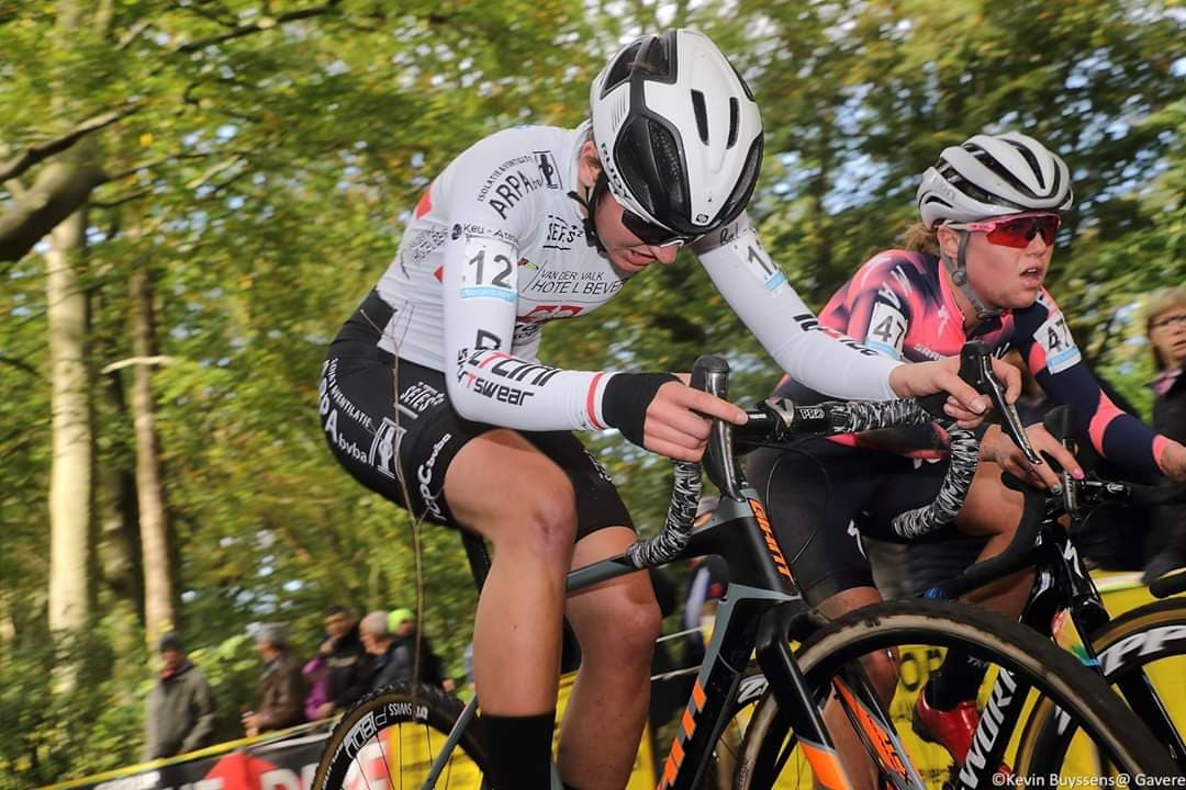 Barbara Borowiecka (Cannibal Team) – Ethias Cross, Beringen / Telenet Superprestige, Gavere