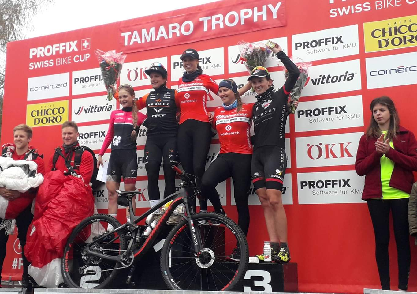 Paula Gorycka (Strüby-BiXS Team) – Proffix Swiss MTB Cup, Szwajcaria