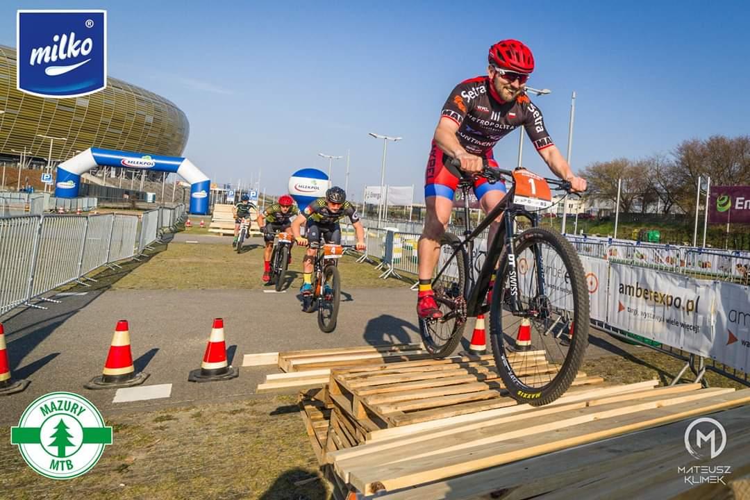 Sławomir Pituch (Ta Ko Team) – Amber Expo MTB Eliminator, Gdańsk