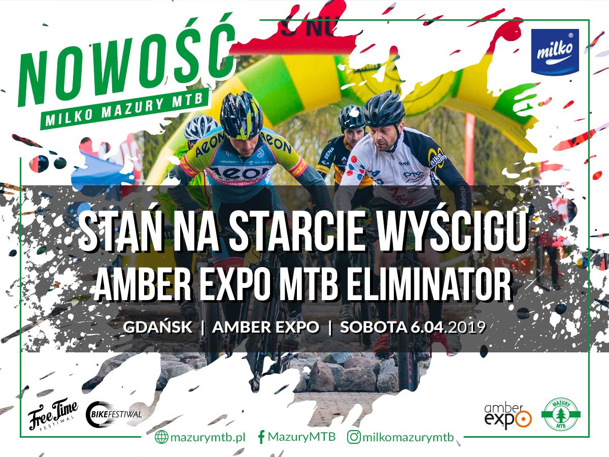 Prolog Milko Mazury MTB AmberExpo MTB Eliminator już w najbliższy weekend w Gdańsku
