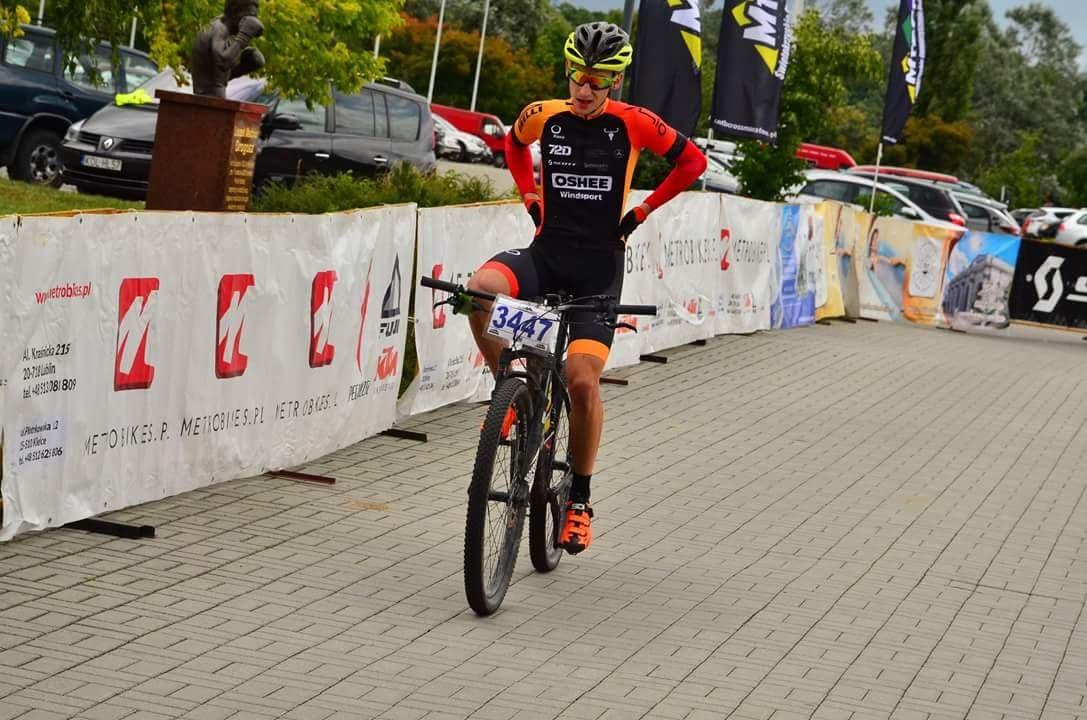 Filip Atłas (72D Windsport powered by OSHEE) – MTB Cross Maraton, Kielce